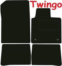 RENAULT TWINGO Deluxe qualità Tappetini su misura 2007 2008 2009 2010 2011 2012 2013 2