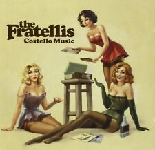 The Fratellis - Costello Music (2006) FREE SHIPPING