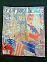 Antiques & Fine Art Magazine 2009 Anthony Rasch William Hart Drayton Hall WPA
