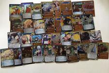 Naruto Card Lot 50 Cards Guaranteed Super Rare