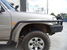 MCC 4WD STEEL BRUSH BARS TO SUIT NISSAN PATROL GU Y61 1998-2004 ***BRAND NEW***