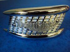 TRIUMPH DEPÓSITO INSIGNIA R/H h-4128 3ta T90 5ta speedtwin TIGER 100 1958-1965
