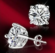 HOT wholesale fashion Jewelry Solid 925Silver Ladies  Earrings