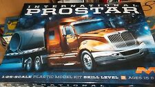 Moebius Prostar Truck 1/25 new! FS Model Car Mountain kit, IN STOCK TODAY!!!