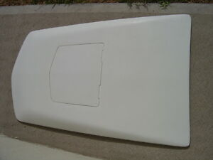 1971-1972 PLYMOUTH ROADRUNNER AIR GRABBER HOOD BUBBLE AND DOOR