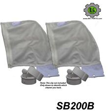 Polaris 280 Replacement Zippered Bag  2 Pack FREE SHIPPING!
