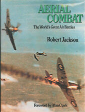 AERIAL COMBAT THE WORLD S GREATES AIR BATTLES HBDJ WW1 WW2 KOREA ROBERT JACKSON