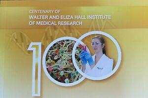 2015 Centenary of Walter & Eliza Hall Institute Medical Research Prestige Book