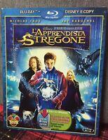 L'Apprendista Stregone  Blu Ray + Disney E-Copy in Slipcase nuovo Sigillato  N