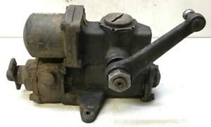 1954-1955 Cadillac Fleetwood Series 62 Power steering Gear 5680498 *SMOOTH*