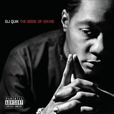 The Book of David [PA] by DJ Quik (Vinyl, May-2011, 2 Discs, Mad Science)