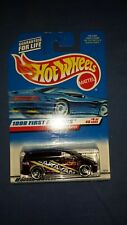 Hot Wheels Dodge Caravan 1998 First Editions #4/40