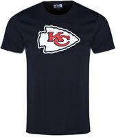 New Era Kansas City Chiefs Team NFL On Field M,L,XL,XXL Tee Camiseta Hombres