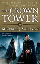 The Crown Tower: Book 1 of The Riyria Chronicles,Michael J Sullivan