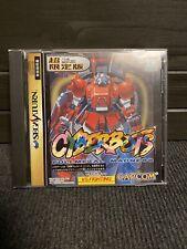 Cyberbots Sega Saturn NTSC/JAP JP