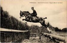 CPA SAUMUR Ecole de Cavalerie Oppen-disch du Breil (606422)