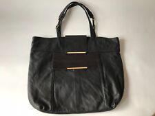 JAS M.B. London, Unisex, Large Shopper in Black Leather