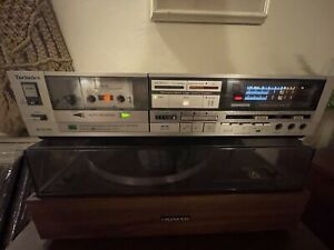 Technics RS-B68R Vintage Stereo Audio Cassette Deck Recorder Tested - Working!