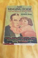 The Singing Fool The Story Of Sonny Boy Hubert Dail HC DJ 1929 Al Jolson