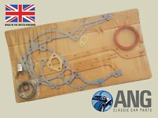 FORD CAPRI, GRANADA Mk1, ZODIAC ESSEX V6 3.0 ENGINE BOTTOM END GASKET SET GDL3