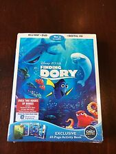Finding Dory Blu-ray/DVD, with Digital Copy, Activity Book Best Buy exclusive