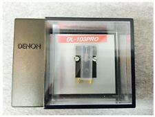 HIGHPHONIC DL-103PRO MC Moving Coil Phono Cartridge JAPAN NEW denon diamond RARE