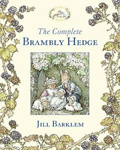Brambly Hedge Complete Collection Hardback Picture Book By Jill Barklem