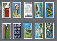 Tobacco cards set  Cigarette cards Do You Know