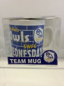 Vintage Football Mugs 1996-1999 Various UK Teams