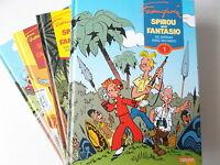 Auswahl SPIROU und FANTASIO Gesamtausgabe 1 - 13 Carlsen Verlag Hardcover NEU