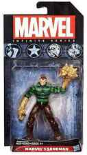 MARVEL LEGENDS AVENGERS INFINITE SERIES FIGURE MARVEL'S SANDMAN 3.75""