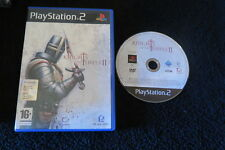 PS2 : KNIGHTS OF THE TEMPLE II 2 - ITA !