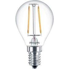PHILIPS LED GOUTTES Lustre filament E14 Ampoule 2W = 25W chaud 2700K fil rétro