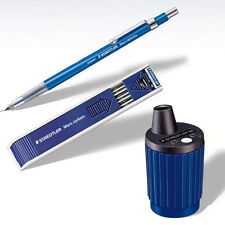 STAEDTLER  780C Leadholder +2.0mm refill lead+ pencil sharpener