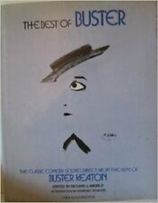 Best of Buster: Buster Keaton Hardback Book The Fast Free Shipping