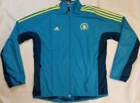 Adidas x Parley Boston Marathon Men's Celebration Jacket DX1851 Men's Size Med