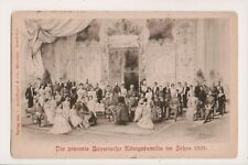 Vintage Postcard Royal Family of Bavaria Germany House of Wittelsbach