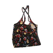 NEW Sew Easy Rustic Owls Maxi Knit Bag By Spotlight