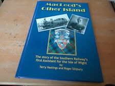 @@@ MACLEOD'S OTHER ISLAND SOUTHERN RAILWAY ISLE OF WIGHT VGC @@