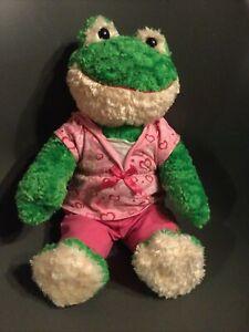 Build A Bear Frog