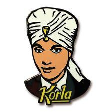 Korla Pandit Limited Edition Collectible Pin