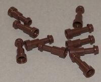 LEGO - 10 x Teleskop / Fernglas dunkelbraun / Dark Brown Telescope 64644 NEUWARE