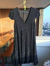 French Connection Sequin Dress / 1920s style