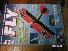 ?µ µ? Revue Fly n°41  Plan encarté Mig 3 electrique / Me 109 Apache Magic 2