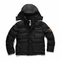 Scruffs Expedition Bubble Jacket Padded Thermal Work Coat