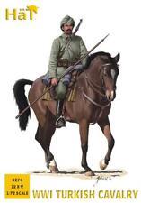 HaT 8274 1/72 Plastic WWI Turkish Cavalry-Twelve Figures & Horses/Weapons