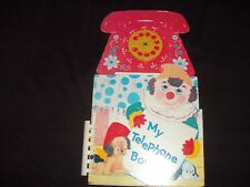 My Telephone Book (A Tuffy Book) Illustrated by Frank Massa Written by M. Imbo *