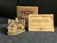 """1982 David Winter Cottages """"Cotswald Cottage� in Box with Coa"""