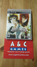 SteinsGate Steins Gate (Sony PlayStation 3, 2015) PS3 Brand New Factory Y-Sealed