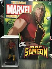 Eaglemoss The Classic Marvel Figurine Collection Doc Samson